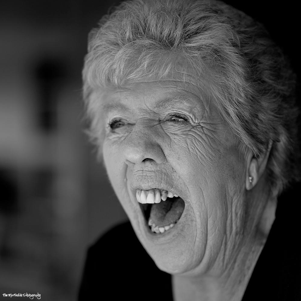 Local Legend, Margaret Frost at her Rustic Tea Garden