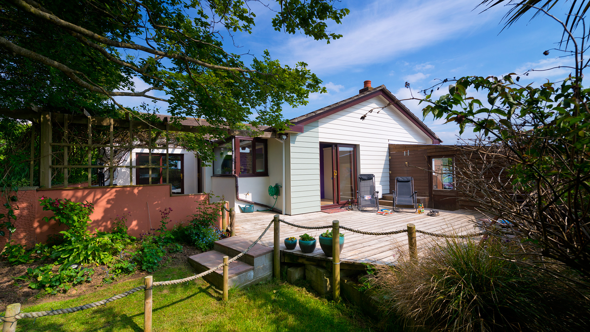 Holiday Cottage Cornwall - The Beach Haven at Bude