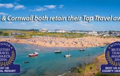 British Travel Awards - Best UK Coastal Resort, Bude