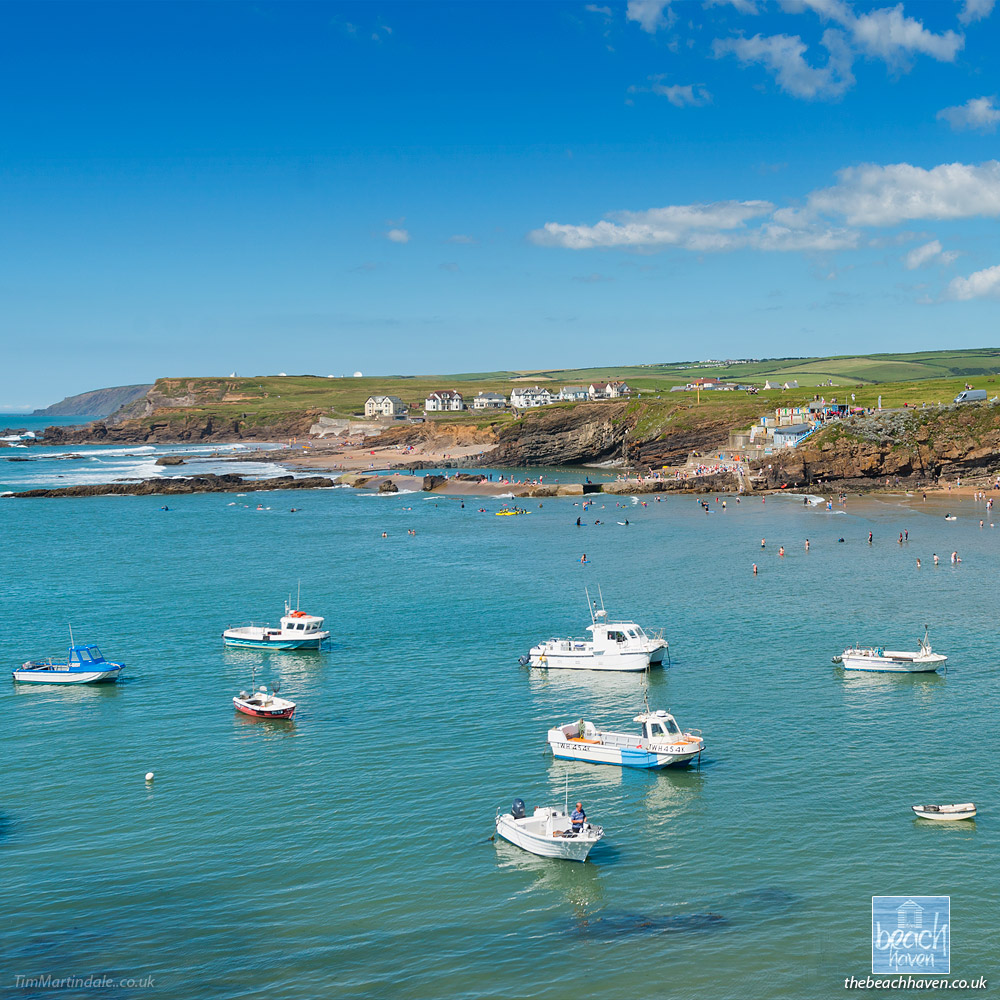 Bude harbour