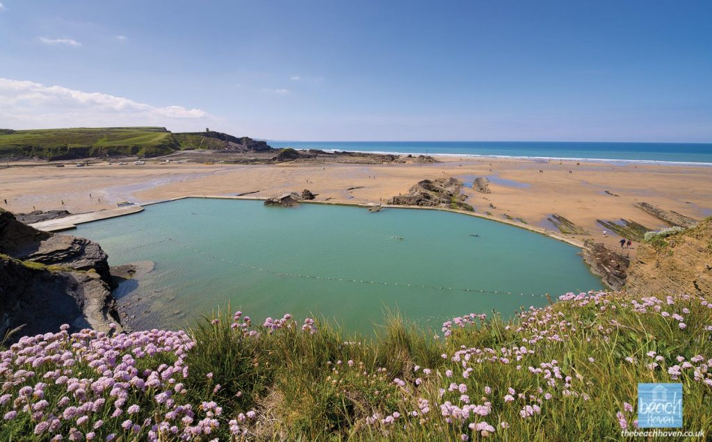 Bude's fabulous Sea Pool