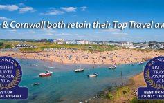 British Travel Awards - Best UK Coastal Resort, Bude