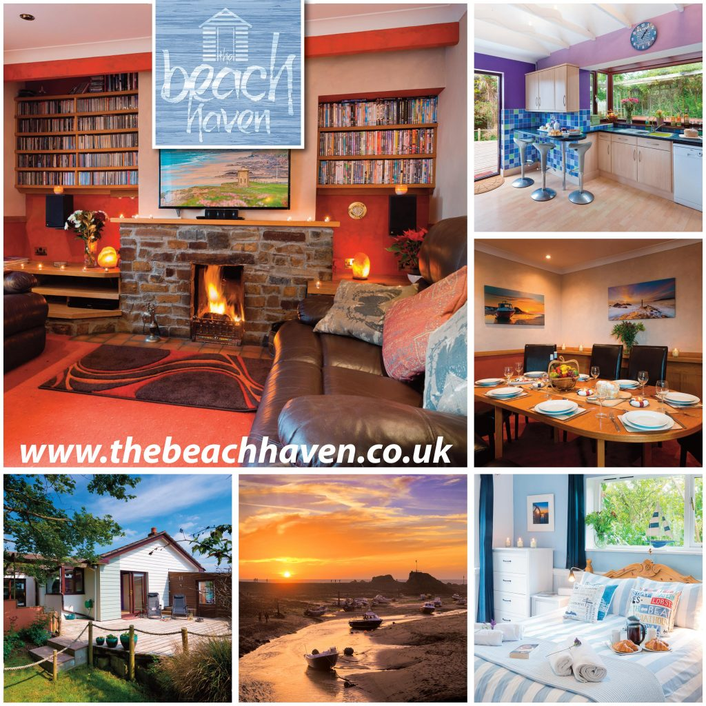 The Beach Haven luxury holiday rental Cornwall