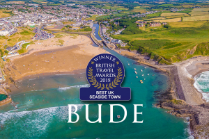Bude is the UK's Best Seaside Town - Official!