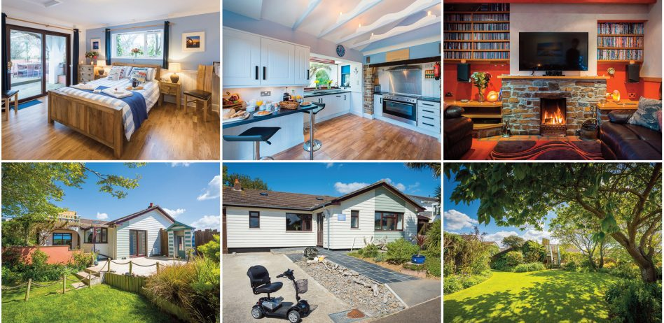 Disabled-friendly holiday cottage in Bude